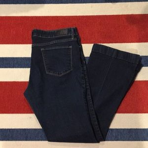 Denizen from Levi's Jeans - Denizen bootcut stretch dark wash jeans SZ 18
